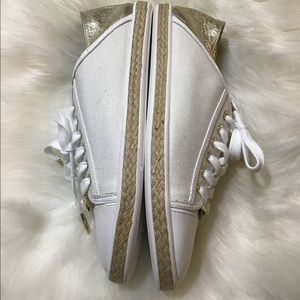 Michael Kors Shoes - New Auth Michael Kors MK Logo Fashion Sneaker